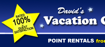 David's Disney Vacation Club Point Rentals