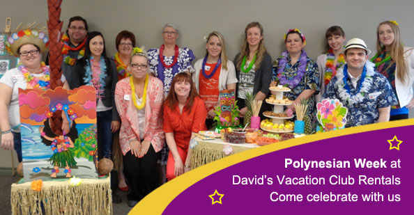 Polynesian Week at DVC Rentals