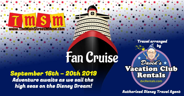 Disney Dream Fan Cruise