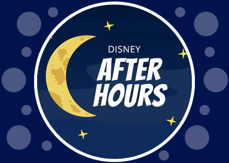 Disney After Hours Park Tickets