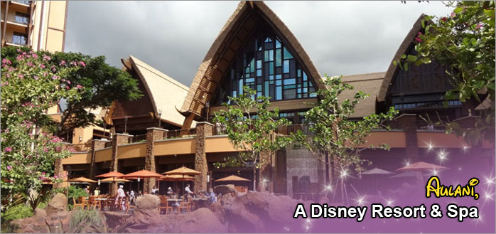 Aulani, A Disney Resort and Spa in Ko Olina