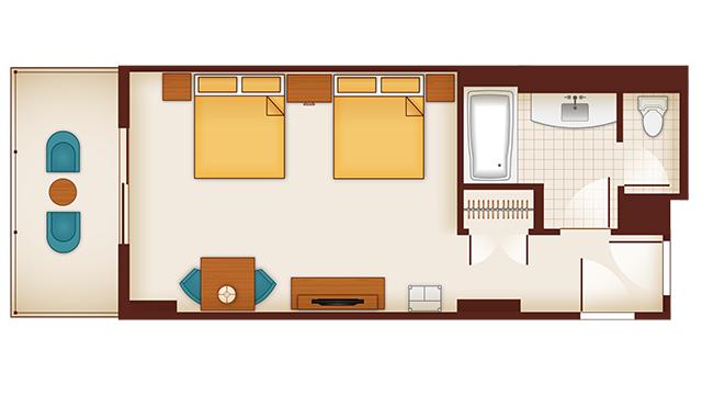 Two Bedroom Suite Bellagio Las Vegas
