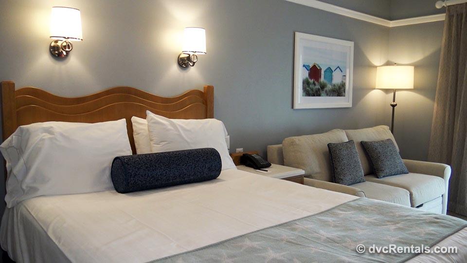 Beach Club Villas on Disney Yacht Club Resort 2 Bedroom Villa