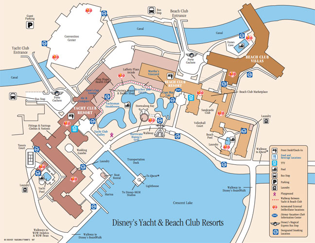 Disney S Beach Club Villas Dvc Rentals