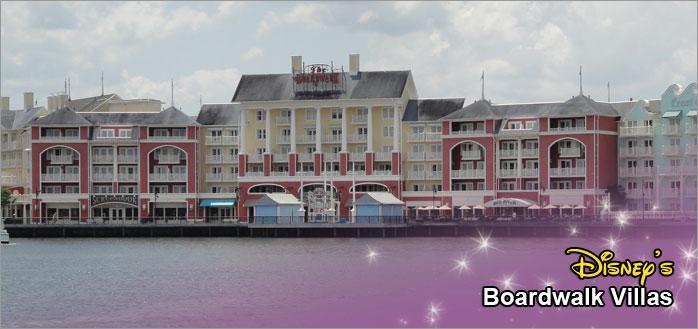 Disney S Boardwalk Villas Dvc Rentals