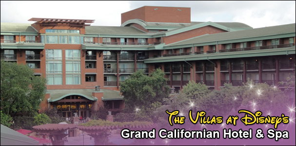 The Villas at Disney's Grand Californian Hotel and Spa