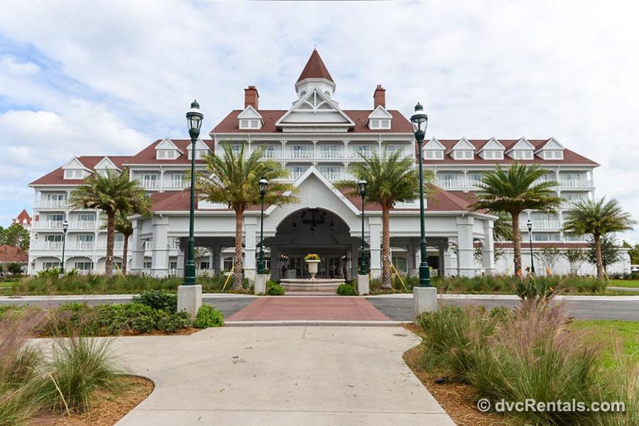 Disney Grand Floridian Villas Rentals
