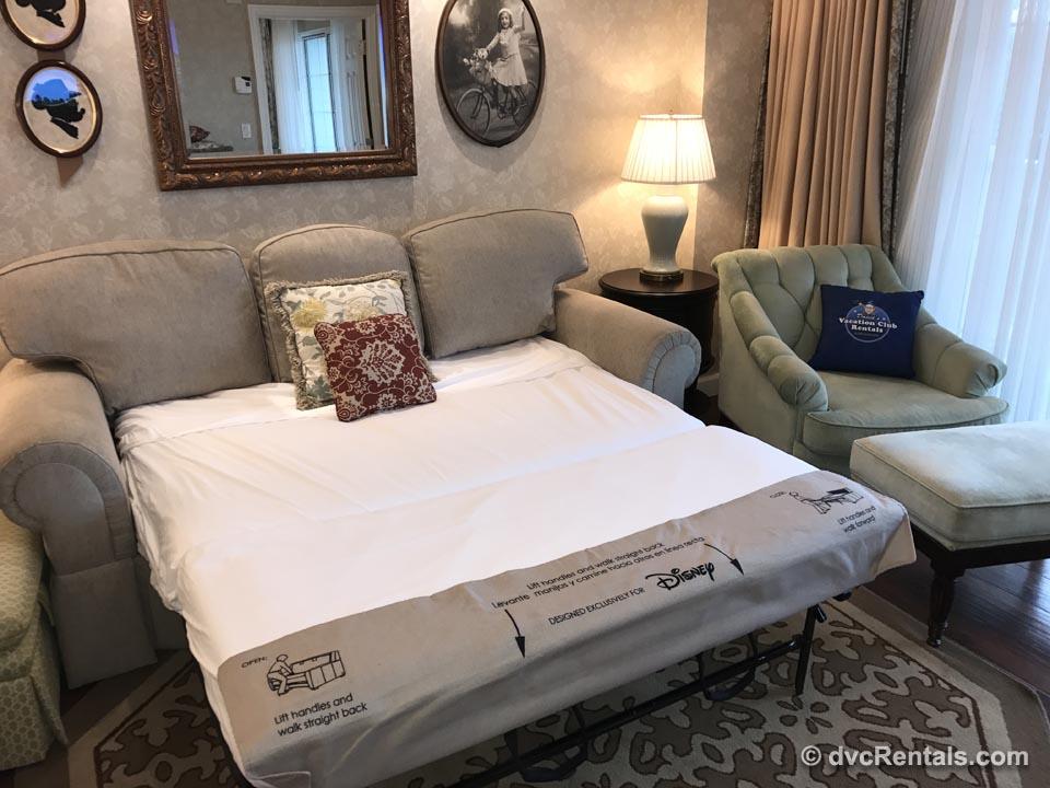 Grand Floridian Villas Room Service Menu
