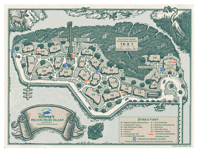 Disney S Hilton Head Island Resort Dvc Rentals