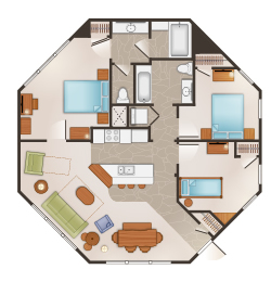 Disney Vacation Club Treehouse Villas Floor Plan Meze Blog