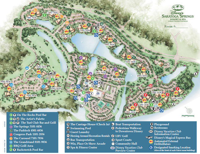 Disney S Saratoga Springs Resort Amp Spa Dvc Rentals