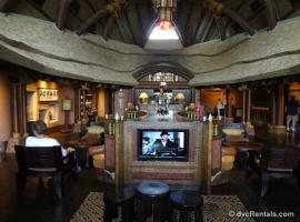 Animal Kingdom Villas - Kidani Village - Interior