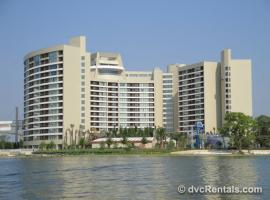 Bay Lake Tower - Exterior