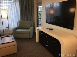 Bay Lake Tower - One Bedroom