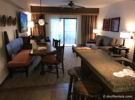 Animal Kingdom Villas - Kidani Village - One Bedroom