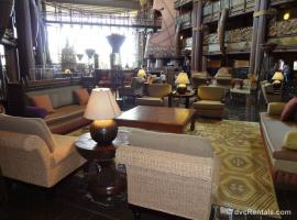 Animal Kingdom Villas - Jambo House - Interior