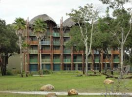 Animal Kingdom Villas - Kidani Village - Exterior