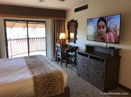 Animal Kingdom Villas - Jambo House - Grand Villa