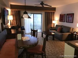 Animal Kingdom Villas - Kidani Village - Two Bedroom