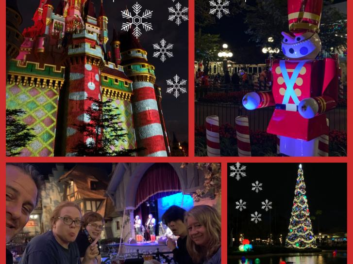 Guest Photo from Ellis Family: Christmas photo collage