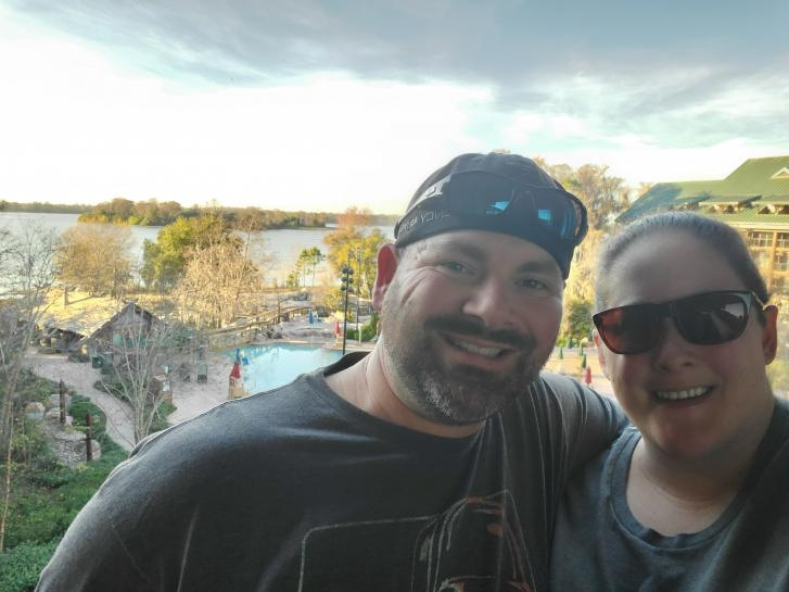 Guest Photo from Robert Olive: Guests at Wilderness Lodge